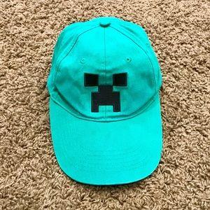 Other - Minecraft baseball cap